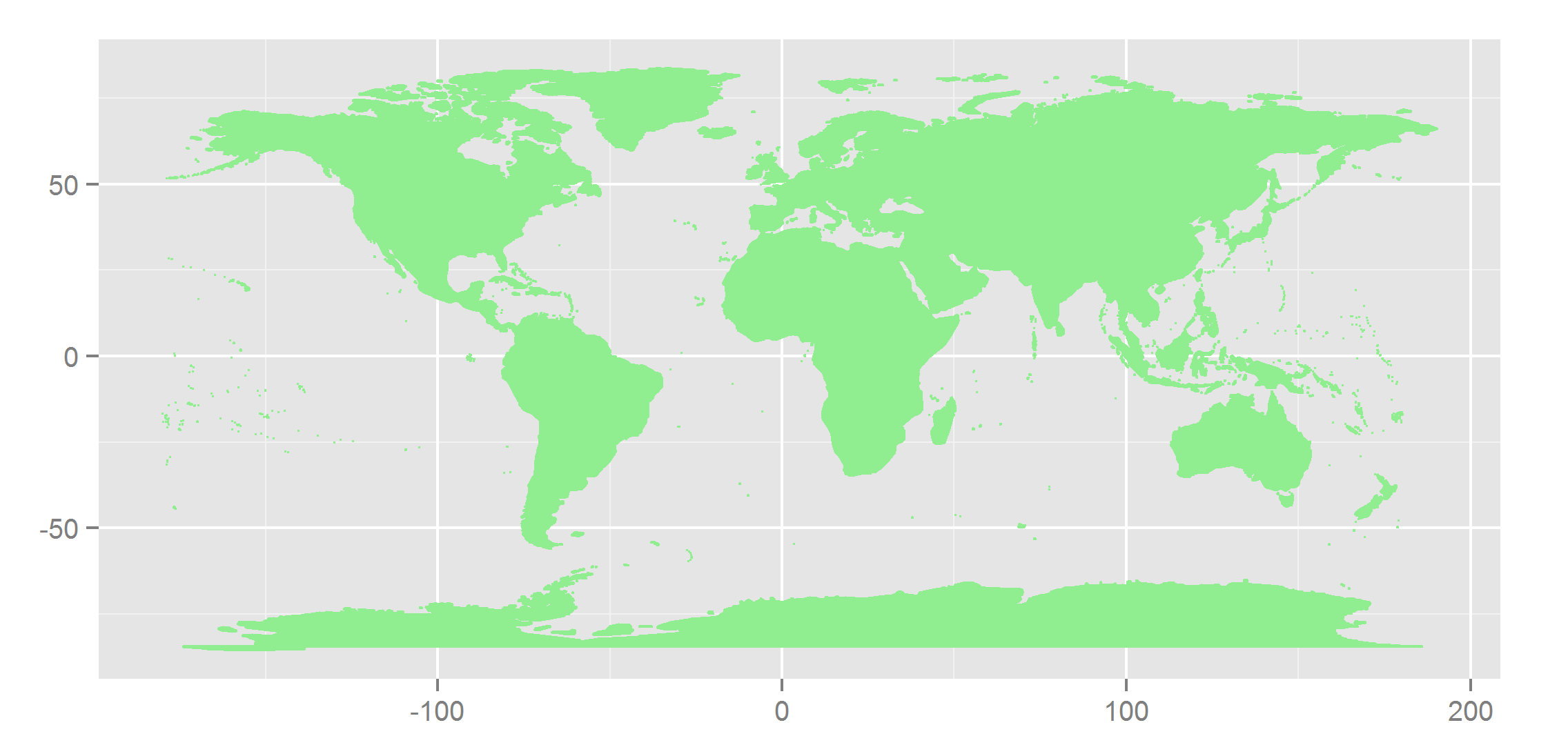 Plotting beautiful clear maps with r the light green fill colour already has a big impact on how calm and clear the map looks gumiabroncs Choice Image
